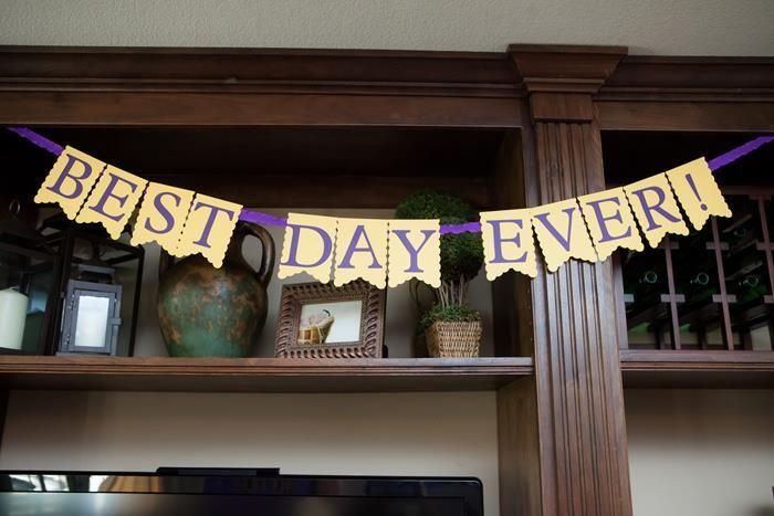 Tangle Birthday Party Ideas