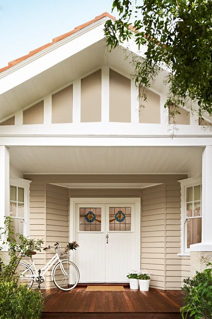 Lovely 10 Weatherboard House Colours | Weatherboard House, House Colors And  Australia