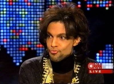 Image result for Larry King on Prince