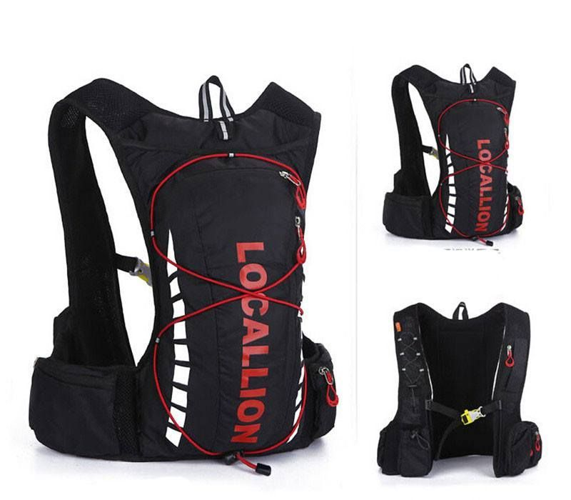 Coolchange 10L MTB Bicycle Cycling Backpack Hydration Hiking Water Bladder Bags