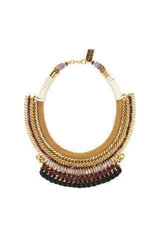 Lizzie Fortunato fall 2013 jewelry