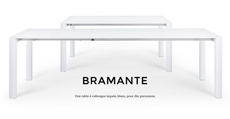 bramante table extensible 6 a 12
