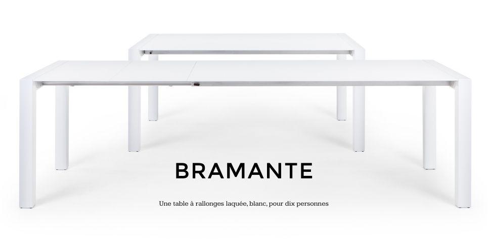 bramante table extensible 6 a 12