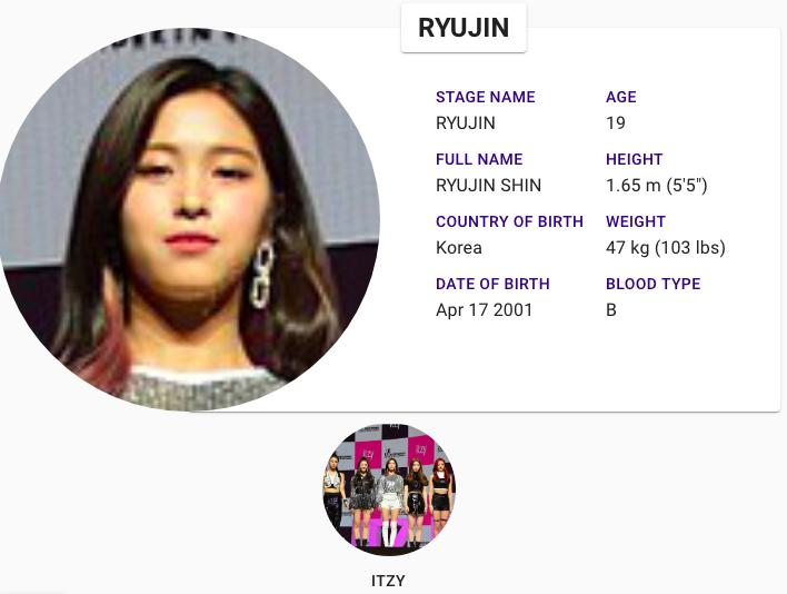 Pin Em Profiles Hallyuidol Com
