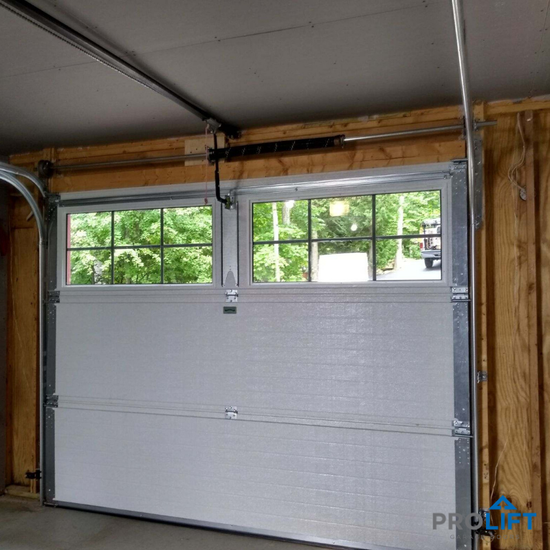 New Garage Doors With Windows The Pros And Cons In 2020 Garage Door Windows Garage Door Safety Garage Doors