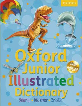 Oxford Junior Illustrated Dictionary Download (Read online