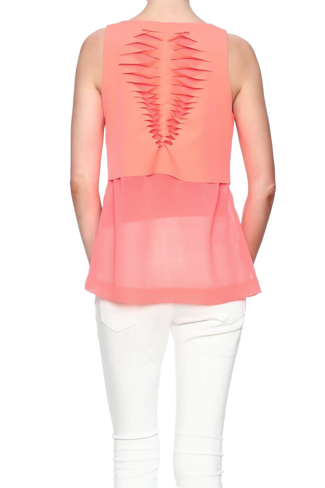 fe732820c1c69 C. Luce Coral Summer Tank. New Orleans ...
