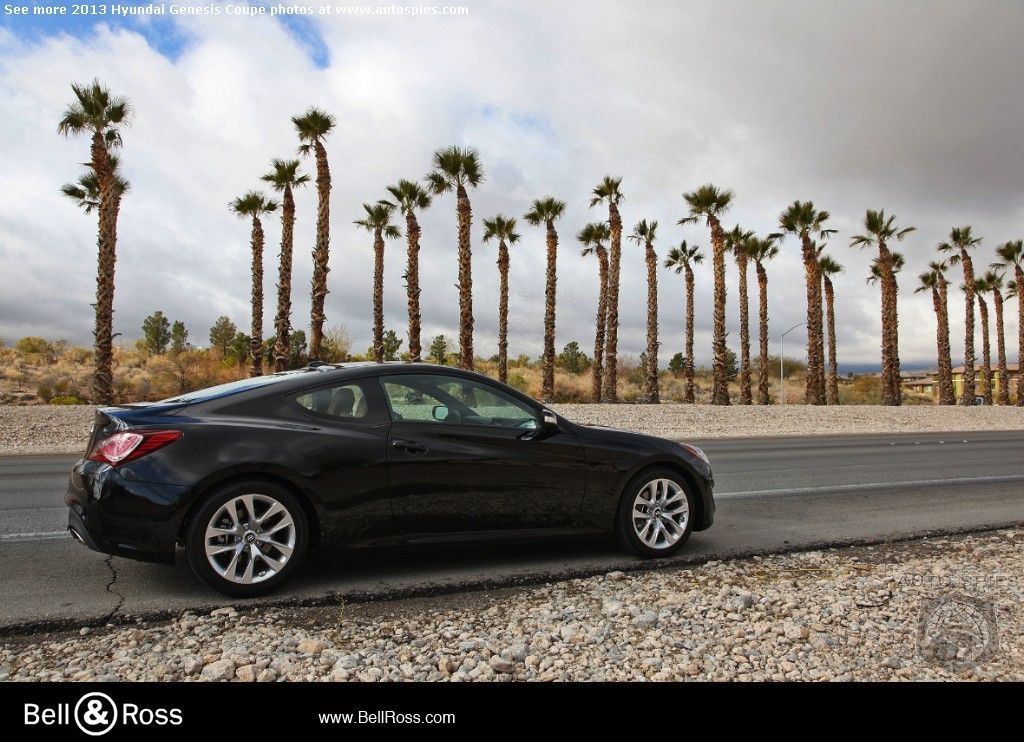 2013 Hyundai Genesis Coupe .. it would be a necessity to