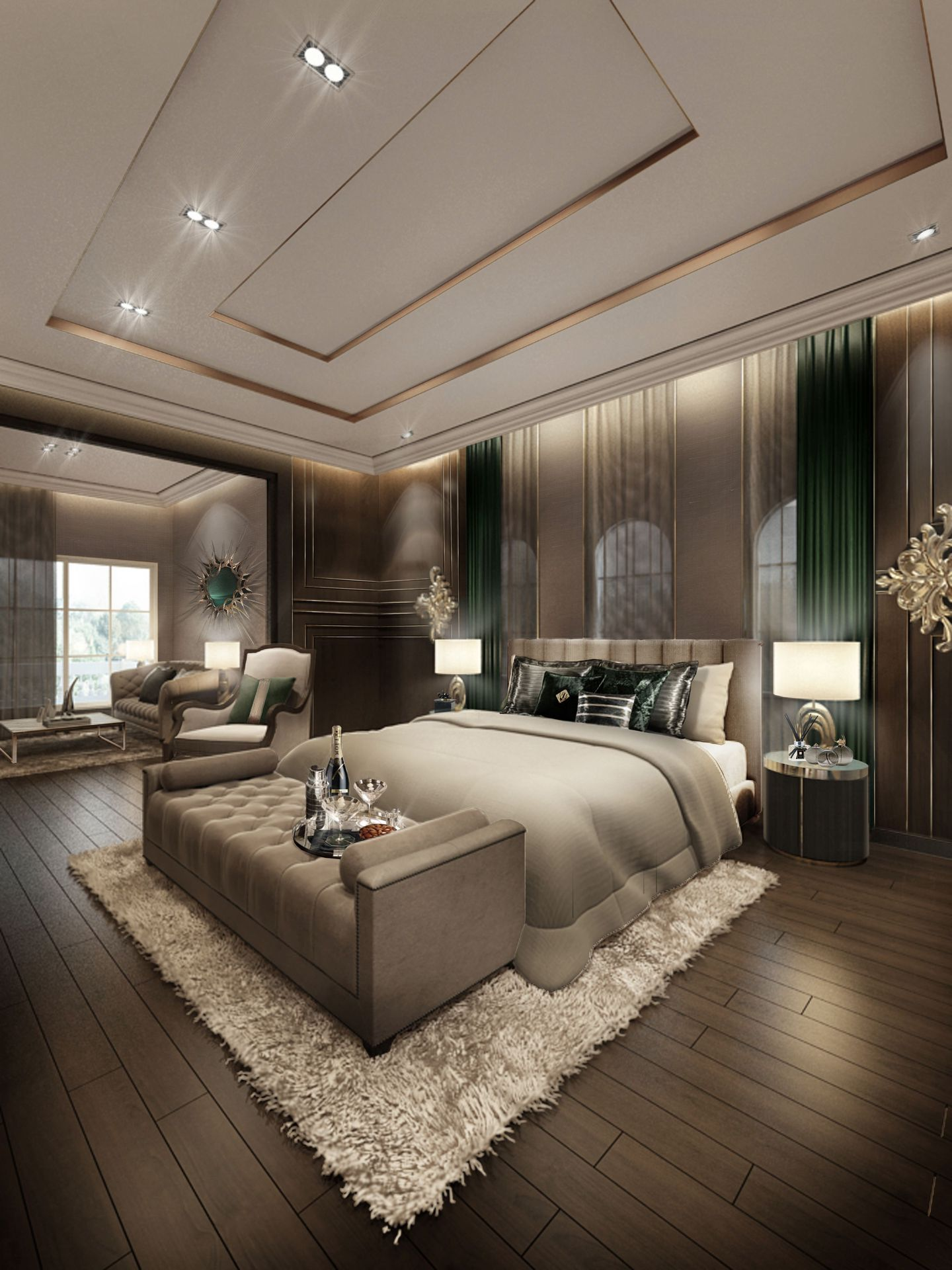 Im An Army In 2021 Luxurious Bedrooms Modern Bedroom Design Modern Luxury Bedroom Luxury bts room photo
