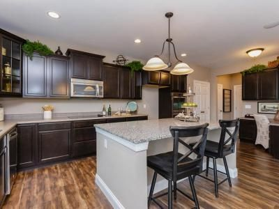 Payne Family Homes Breckenridge Kitchen This Is a Photo