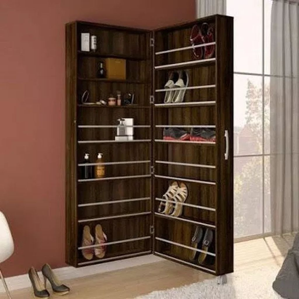 30 Latest Shoes Rack Design Ideas To Try Closet Shoe Storage