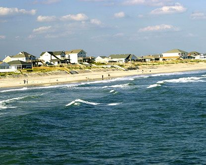 Topsail Island...Want to go back there!!!