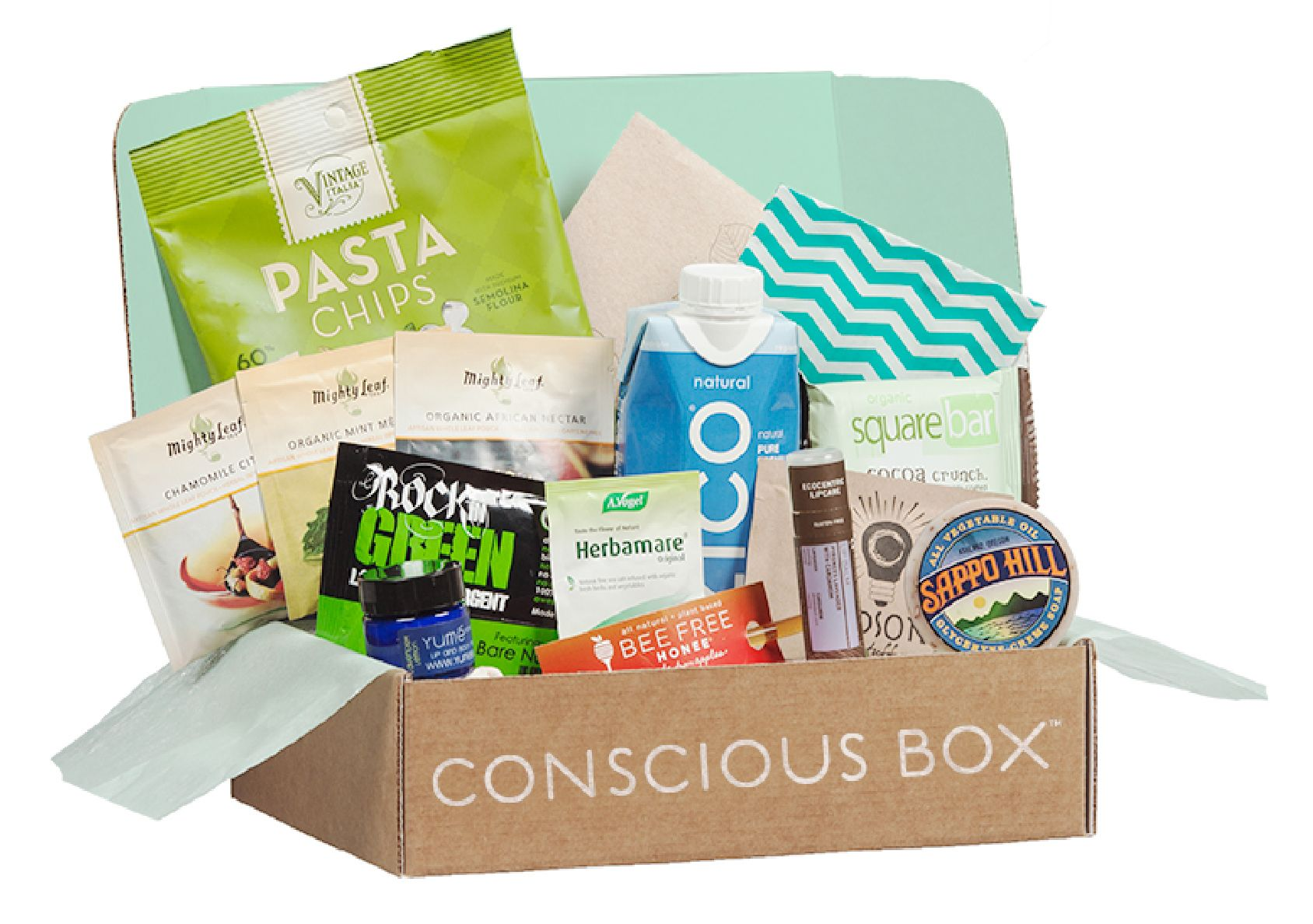 Check out conscious box a box full of eco friendly and for Home subscription box