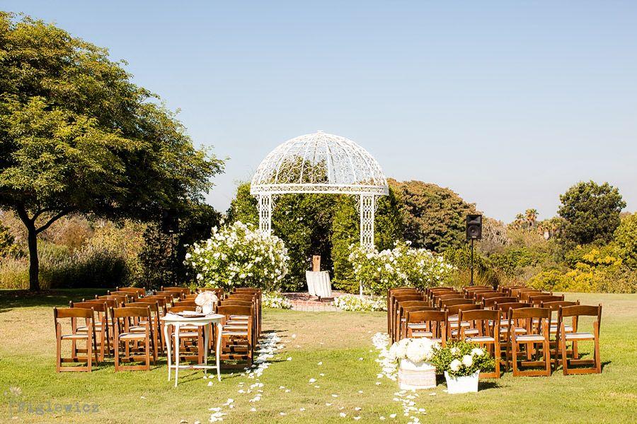 South Coast Botanic Garden Wedding