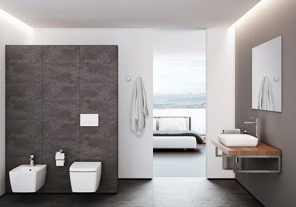 Pleasant Vitra Demonstrates Rimless M Line Wc Bathroom Review Beatyapartments Chair Design Images Beatyapartmentscom