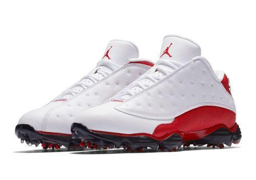 Nike Air Jordan Retro 13 Low Golf Shoe