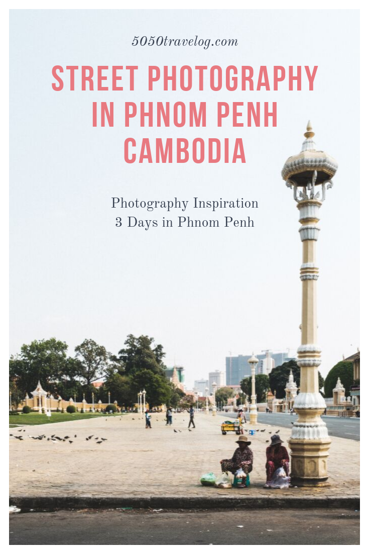 Phnom Penh. On route to Angkor Wat, we spent a few days in Phnom Penh sightseeing, shopping, and relaxing. Find travel tips and street photography in blog blog post from Cambodia. #phnompenh #cambodia #travel #asia #vacation
