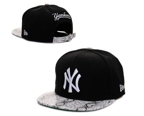 NEW New York Yankees Hat Snapback Cap Snakeskin by New York Hat Club a8e5673003f