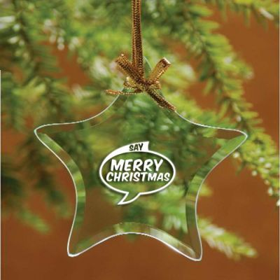 "Promotional Star Shaped Jade Glass Ornaments: Available Color: Jade. Product Size: 3 3/4"" x 3 3/4"" x 1/8"". Imprint Area: 2"" x 1.5"". Box Weight: 30.99 lbs. Packaging: 300. Material: Glass. Production Time: 7 - 10 business days. #customornaments #starshaped #promotionalproduct #customproduct #christmasgiveaways"