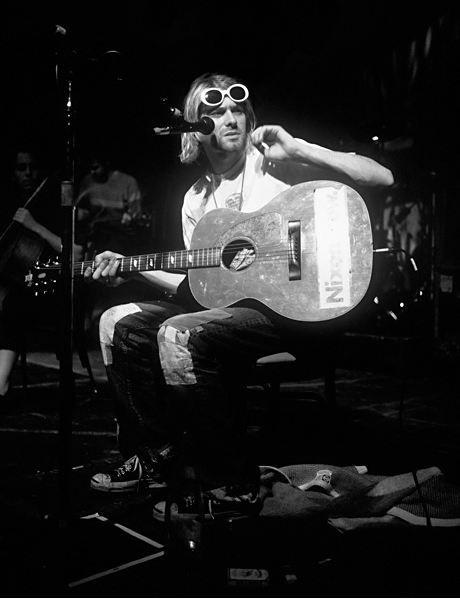 Photographs Of The Last Days Of Kurt Cobain