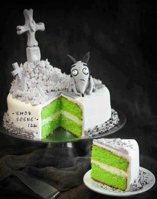 Love it Awesome cakes Pinterest Love and Love it - cake decorations for halloween