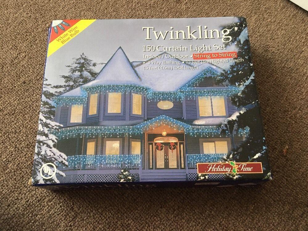 twinkling christmas lights eBay Things I sell on eBay