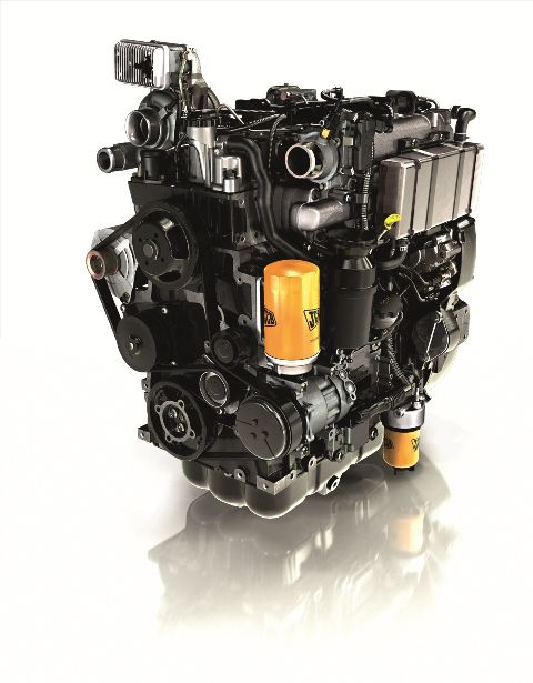 JCB claims to be the only leading equipment manufacturer in the world to meet the latest EU Stage IIIB/US Tier 4 emissions regulations without the use of diesel particulate filters (DPFs), after-treatment or additives such as Ad-Blue. Instead it uses in-cylinder technologies that it claims results in a cleaner, more efficient combustion process. Furthermore the engines can run on standard oils, unlike those with after treatment that require costlier CJ4 oil.
