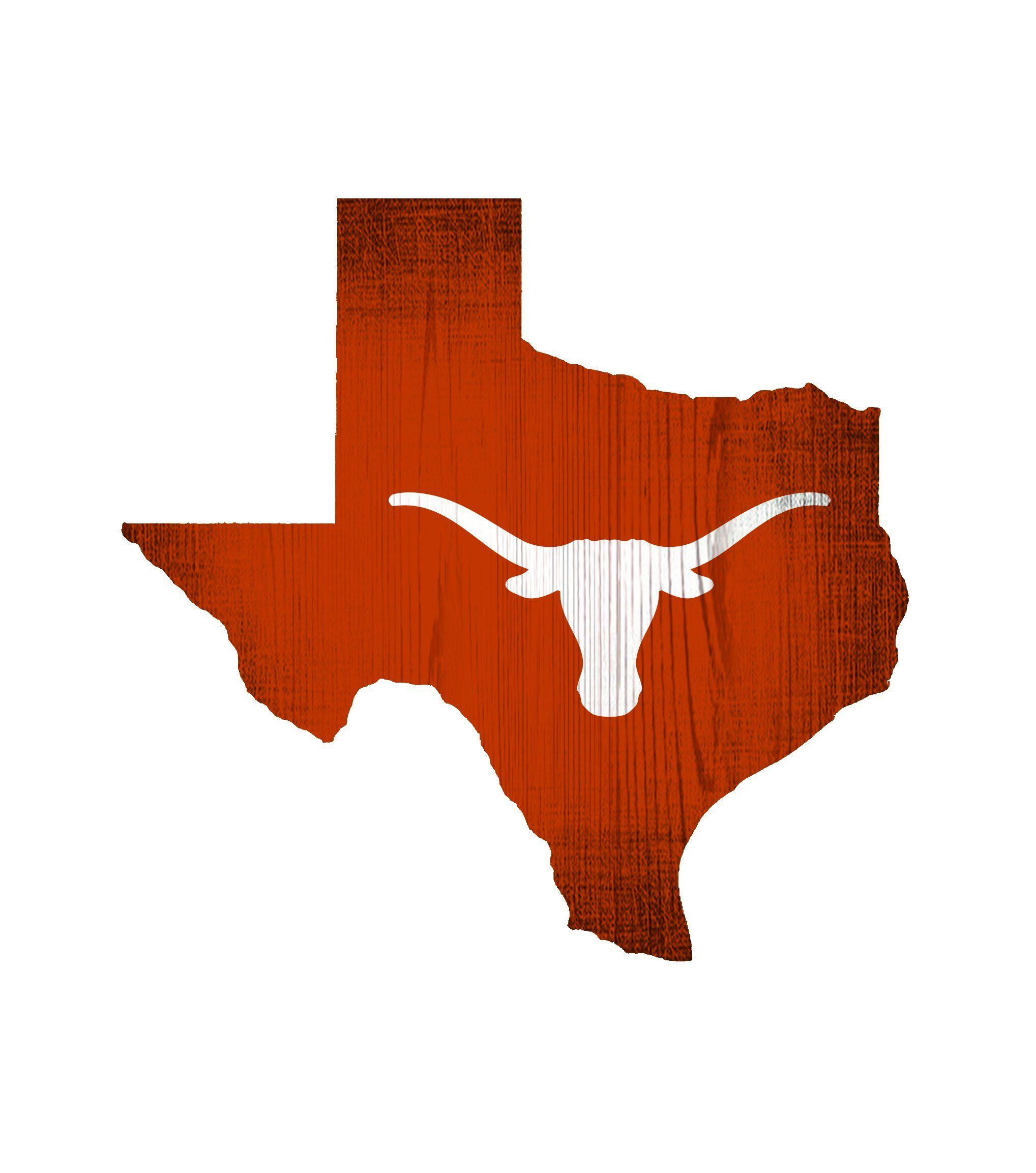 lowest price d821c f5d6b Houston Texans Sign Wood Logo State Design