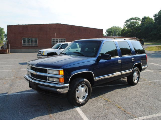 Oh How I Loved My Blue 98 Tahoe Totaled When A Lady Hit