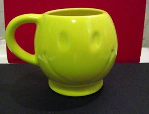 1971 McCoy Smiley Face Mug on Ebay