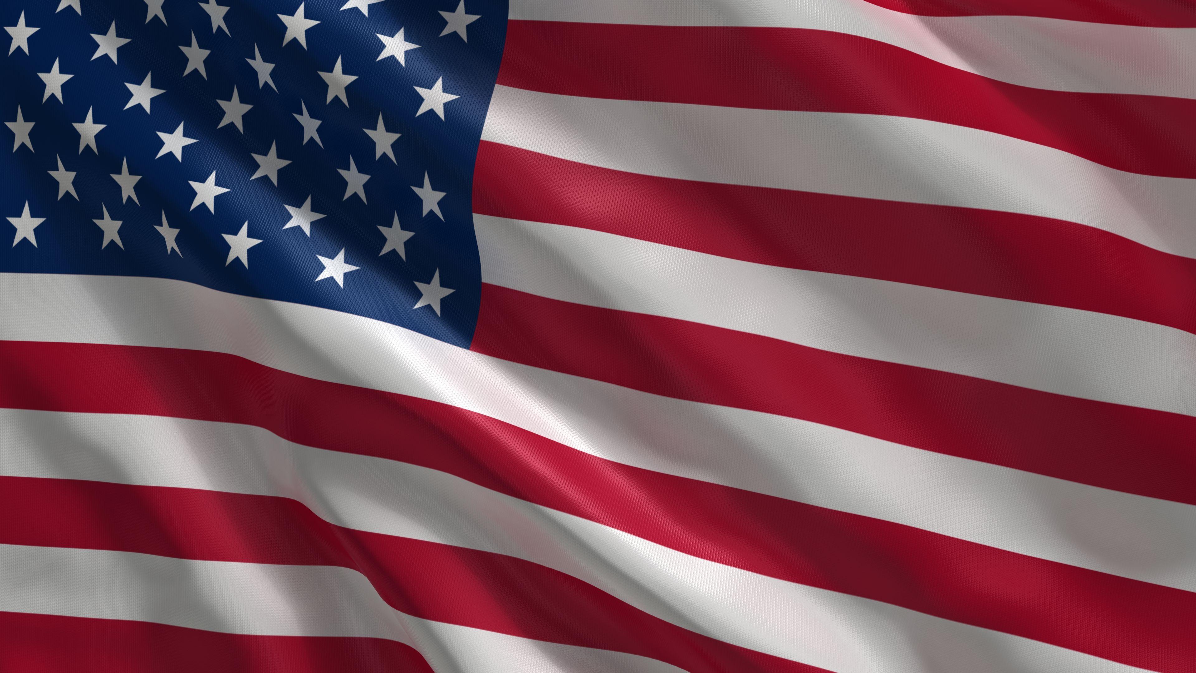 Estados Unidos Eu Usa United State Bandera Flag Banderas Del