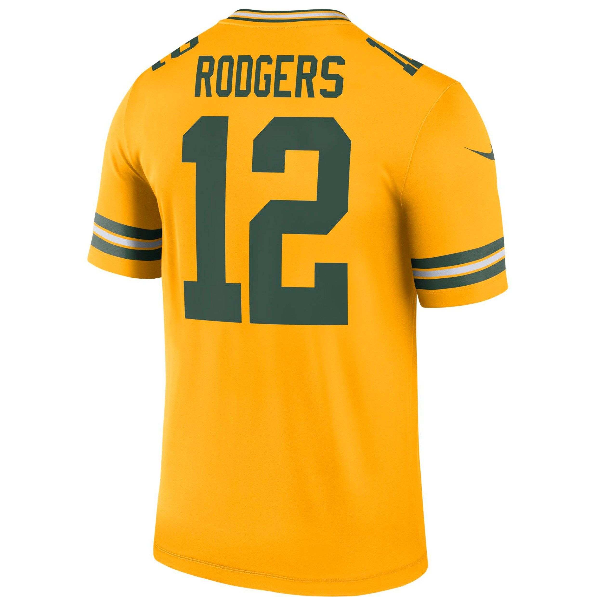 Packers 12 Aaron Rodgers Gold Legend Jersey Aaron Rodgers Green Bay Packers Jerseys Jersey