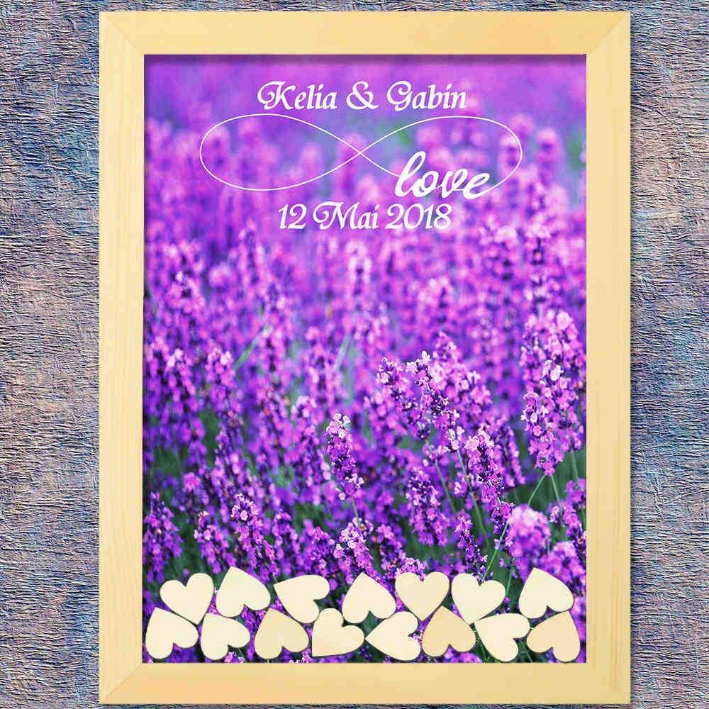 Gästebücher Wedding Guest Book Decoration Rustic Sweet Guestbook 120pcs Small Wood Hearts Möbel Wohnen Freezer Labels Com