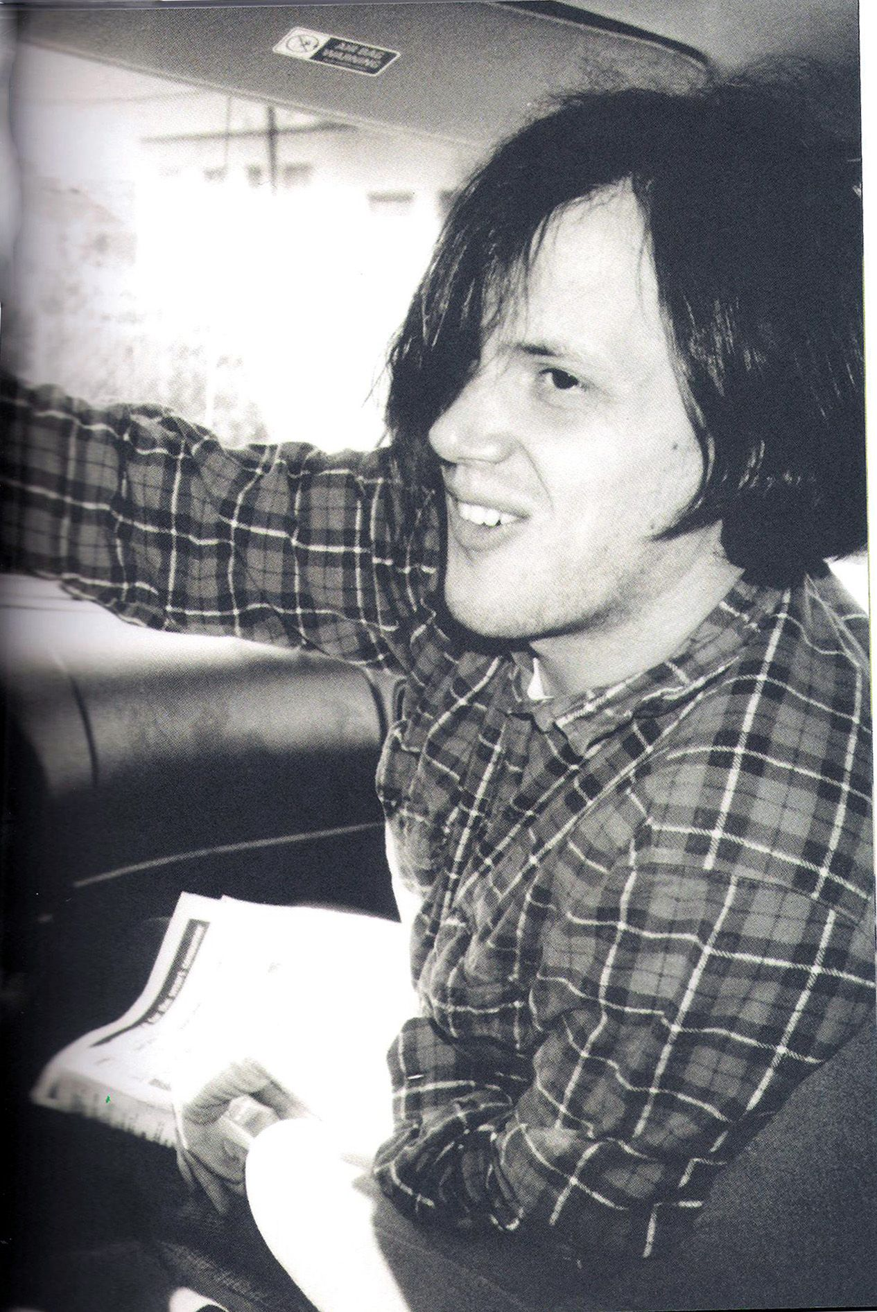 Jeff Mangum :: Neutral Milk Hotel