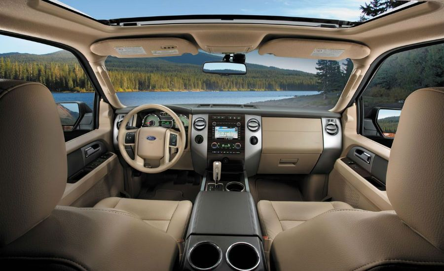 2015 Ford Expedition Limited Interior Ford Expedition 2014 Ford