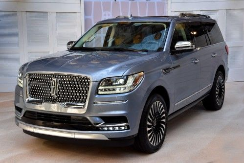 All New 2018 Lincoln Navigator Less Weight More Power And Luxury