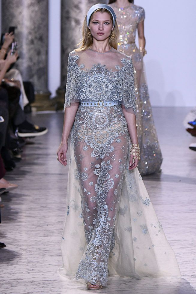 Elie saab haute couture spring summer 2017 paris january for Haute couture today