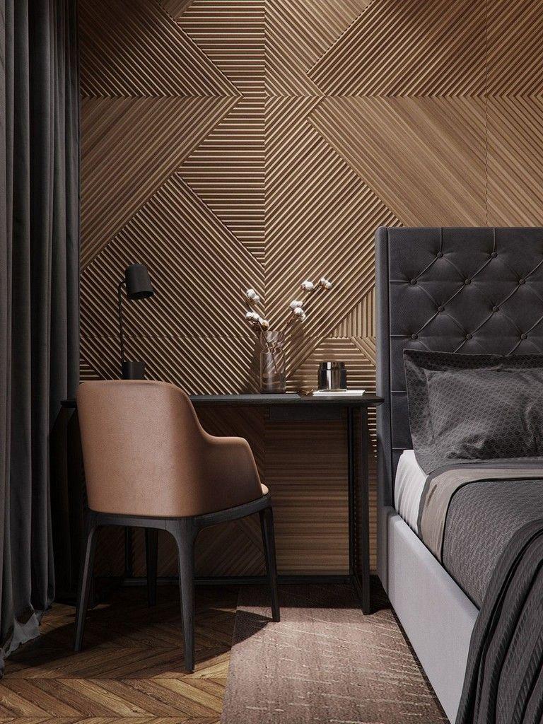 35 Masculine Bedroom Furniture Ideas That Inspire: 35 Cozy Master Bedroom Decorating Ideas #bedroomdecor