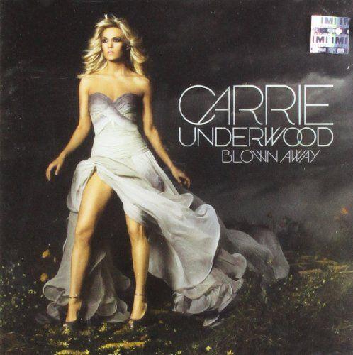 Blown Away 2012 American Music Awards Favorite Country Album Winner Carrie Underwood Amawards Goodmusic Music Carrie Underwood Carry On Blown Away