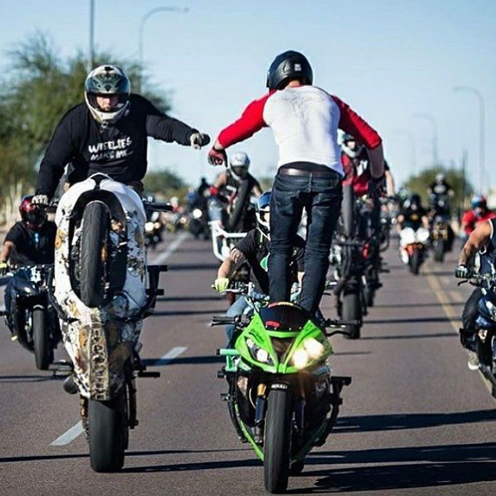 Bike Nations Fails Crash Cops Vs Bikers And Much More