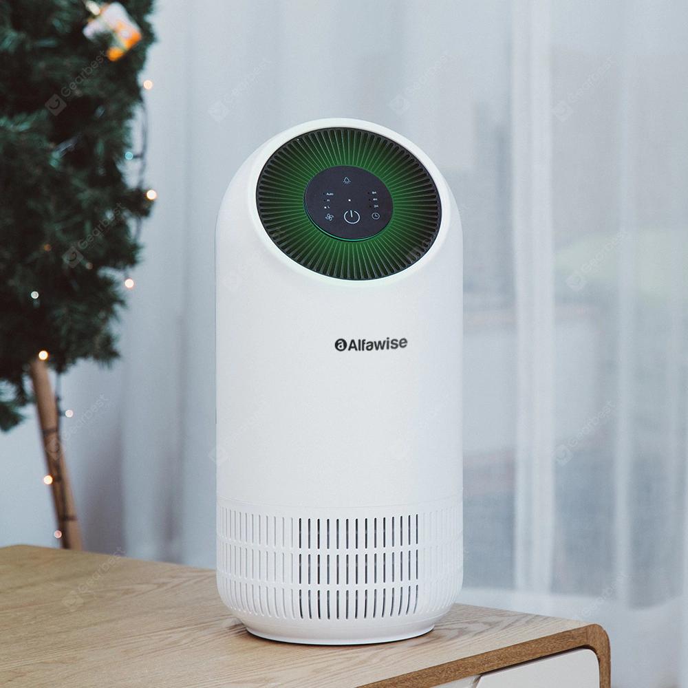 Alfawise P2 HEPA Smart Air Purifier Air Quality Monitor 3
