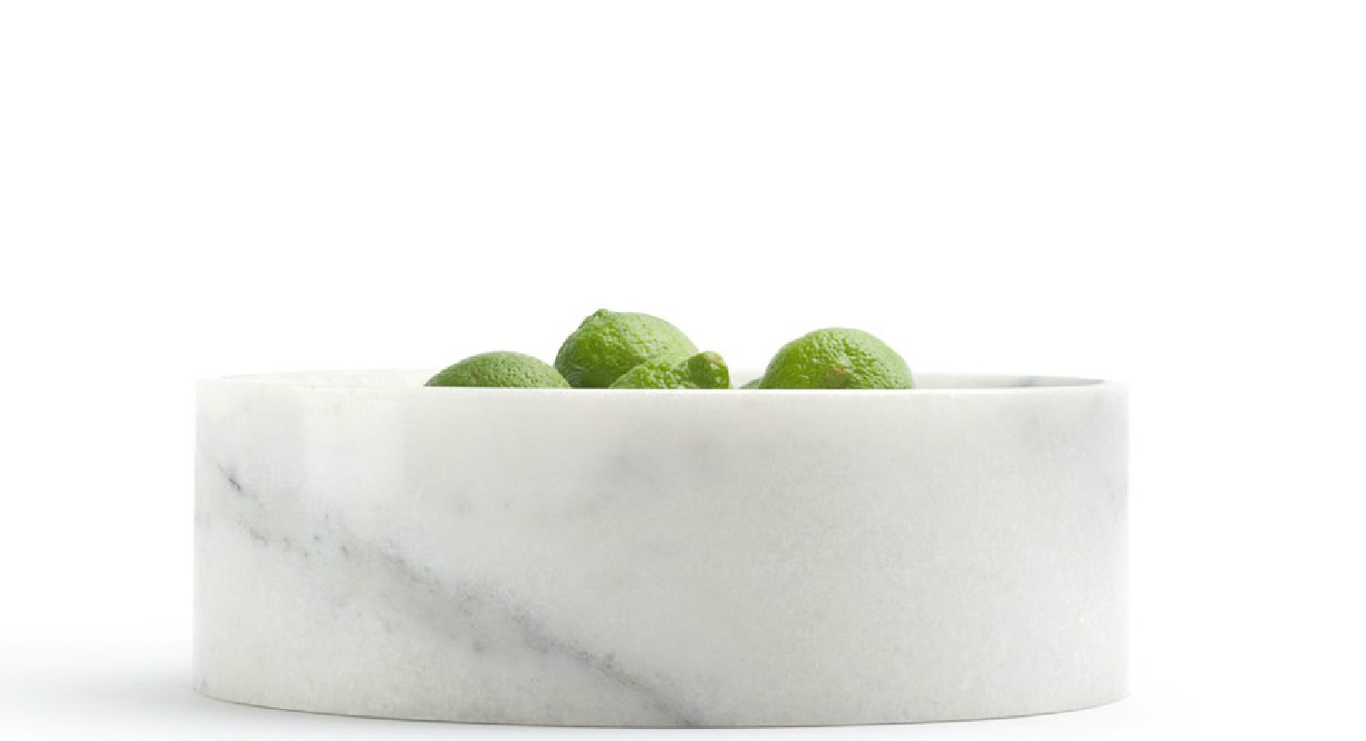 Beautiful marble container by Michael Verheyden for When Objects ...