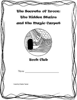 The Secrets of Droon: The Hidden Stairs and the Magic