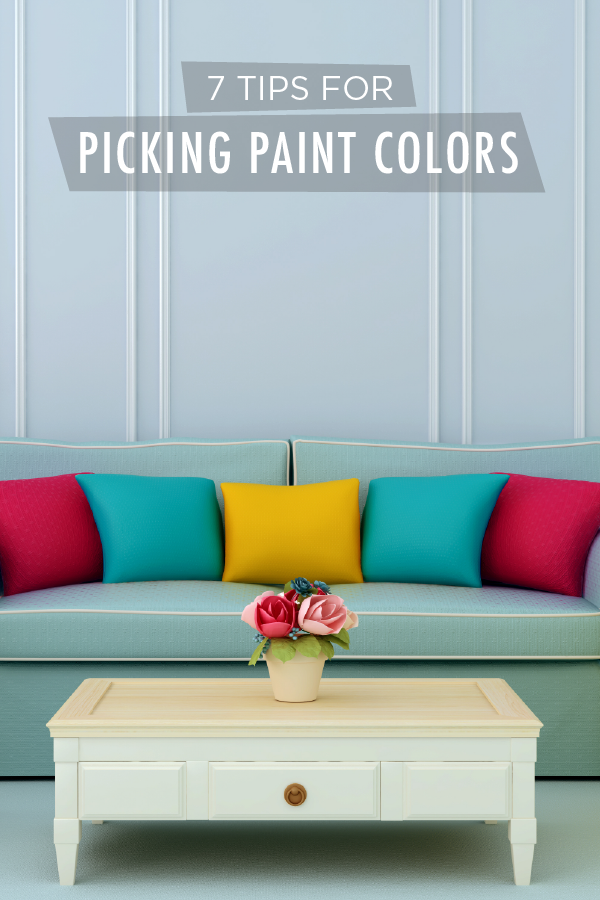 What Color Should I Paint My Room? 7 Tips to Figure it Out