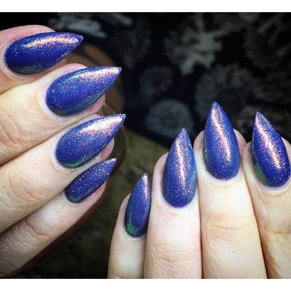 Mermaid Nail Powder Glitter Mermaid Effect Nails, pigment powder ...