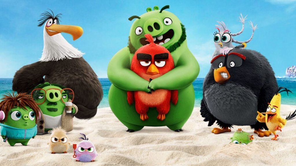 9 Kids Movies And Shows That Are New On Netflix Canada In February 2020 Angry Birds Movie Angry Birds Kids Movies