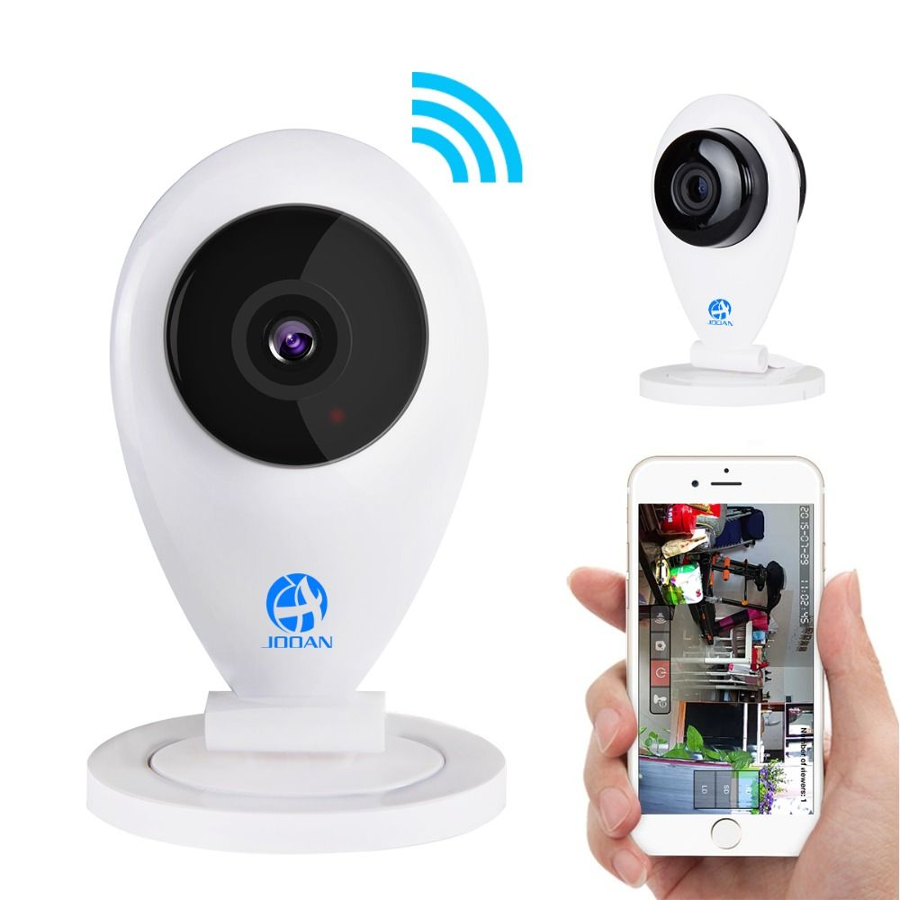 Discount Prices JOOAN NEW Smart cctv security camera HD 720P WIFI ...
