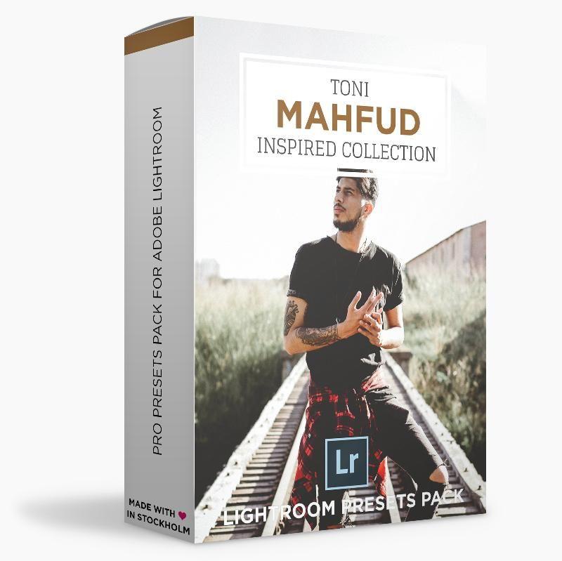 Toni Mahfud Inspired Lightroom Preset | Lightroom Presets