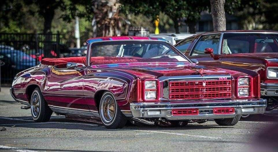 Pin by francois on lowrider lowriders chevrolet monte