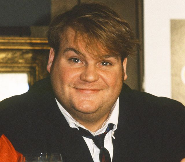 chris farley ballerina